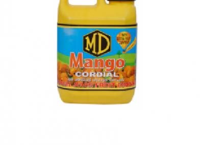Mango Cordial